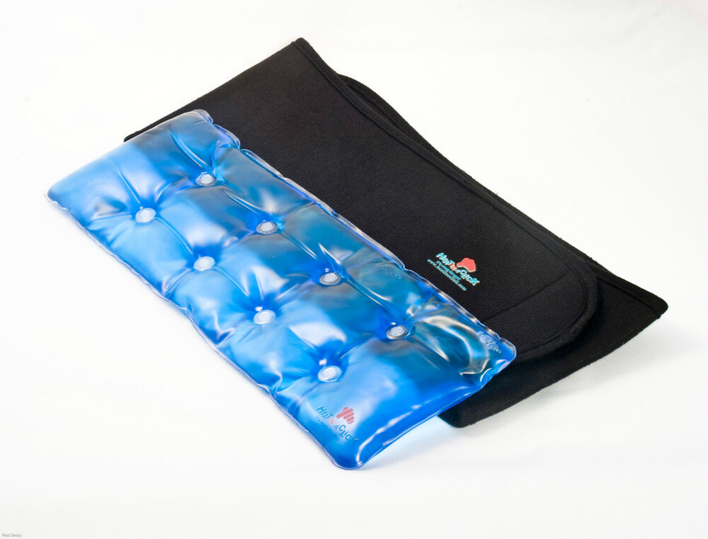 Reusable Instant Heating Pad : Heat in a click instant reusable back pad insulated