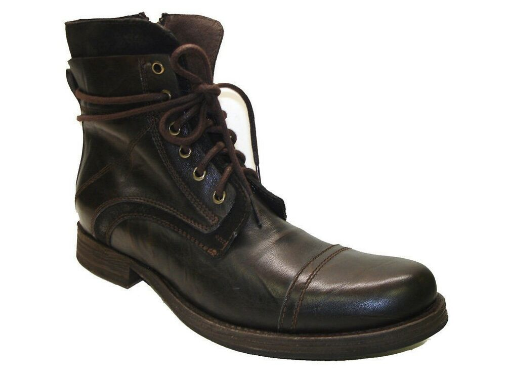 gbx s brown genuine leather ankle boots 576212 ebay