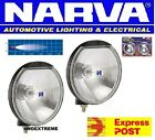 NARVA 71640 ULTIMA 175 BROAD BEAM KIT DRIVING LIGHTS LIGHT FLOOD BEAM 100W NEW