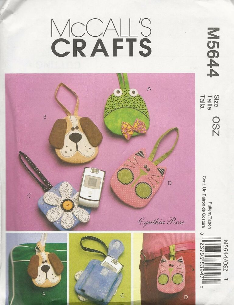 Cell Phone Case Sewing Pattern