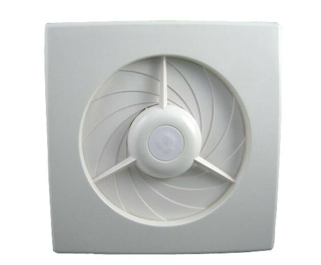 6 inch room extract exhaust fan bathroom toilet kitchten wall window ventilation ebay for Residential exhaust fans for bathrooms