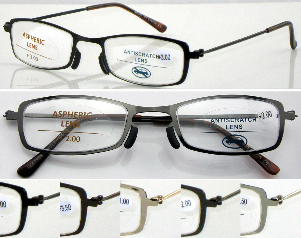 Reading Glasses No Frame : L388 Superb Quality Reading Glasses & NO WELDING Steel ...