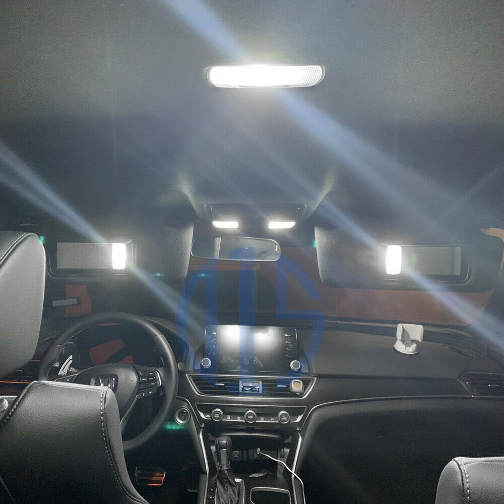 Honda Accord 2015 Pictures: 12 X Xenon White SMD LED Interior Lights Kit For 2013-2015