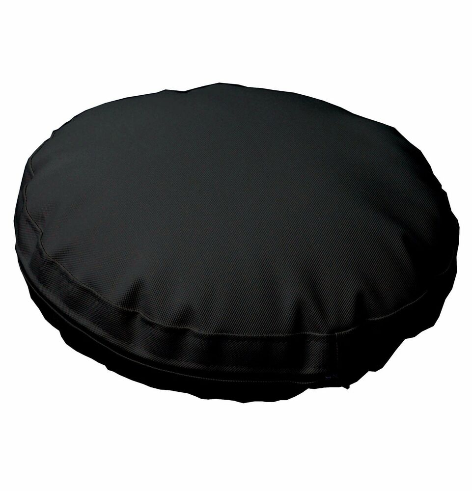 Pa801r Black Round Water Proof Outdoor Thick Mattresses