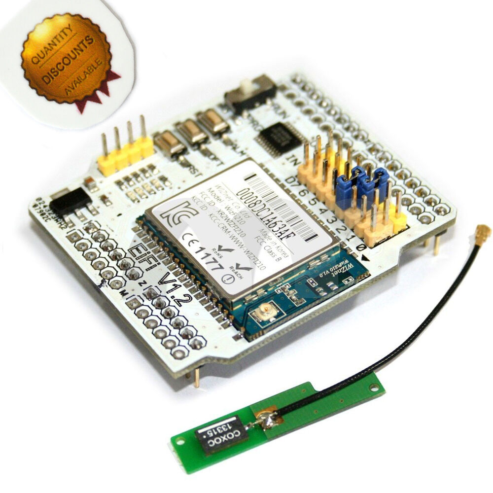 High speed wifi shield module for arduino ebay