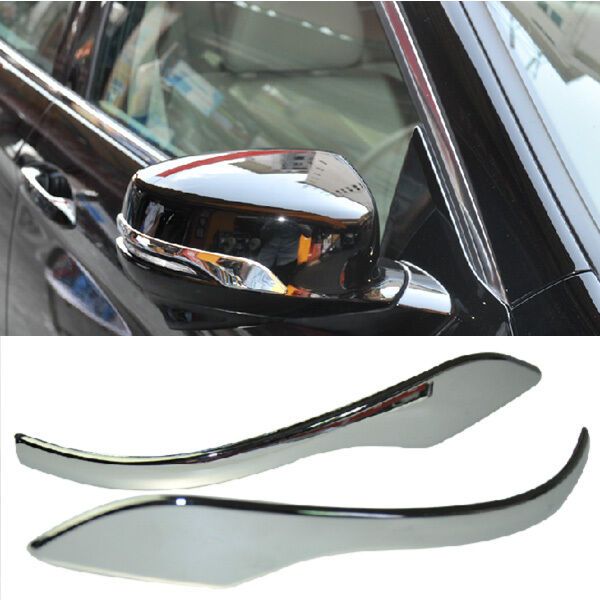 Chrome Rearview Mirror Side Molding Cover Trim For Honda Accord 2013 2014 | eBay