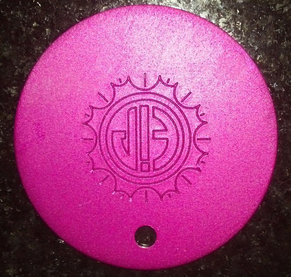 Great NEW TESLA Purple Plate Pendant Disk for Positive ...