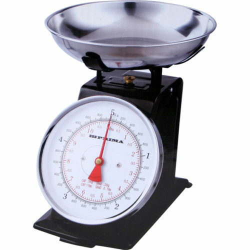 Bn 5kg vintage traditional weighing kitchen scale bowl for Traditional kitchen scales