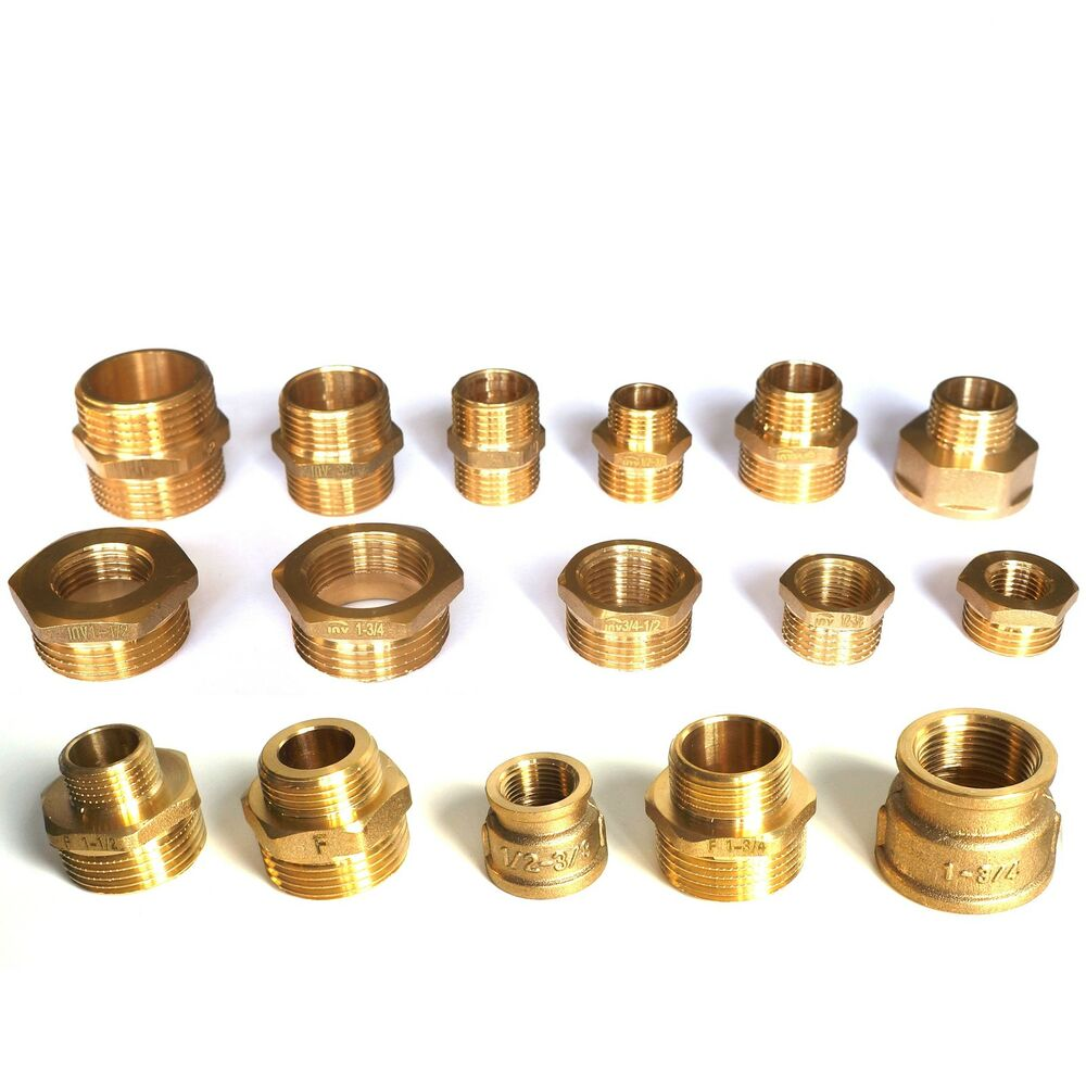 Brass pipe fittings dimensions pictures to pin on