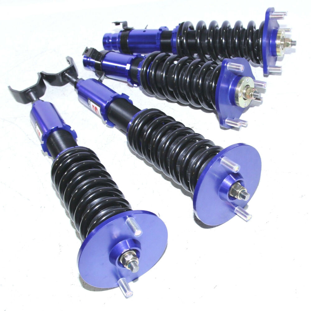 1992 2001 Honda Prelude Full Coilover Suspension Kits: 1992-2001 Honda Prelude Full Coilover Suspension Lowering