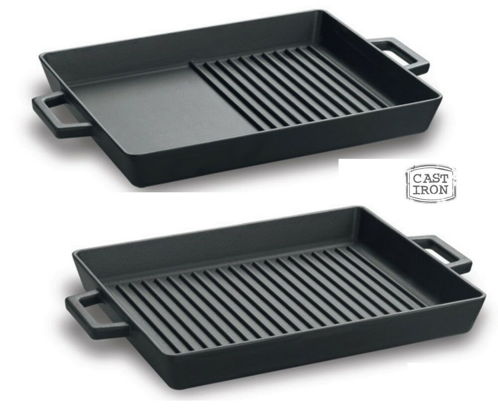 lava enameled cast iron stovetop 10 x 12 grill pan tray. Black Bedroom Furniture Sets. Home Design Ideas