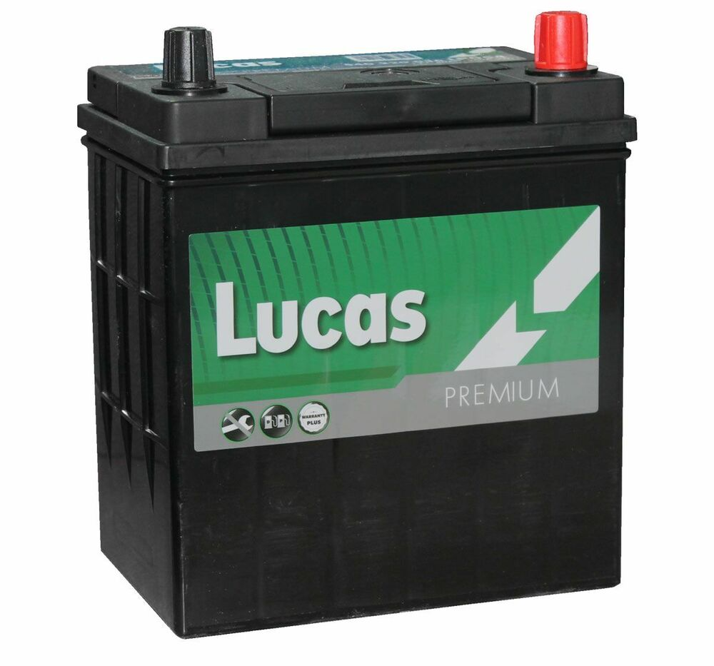 honda jazz petrol car battery from 2006 12v 35ah lucas lp 054 heavy duty ebay. Black Bedroom Furniture Sets. Home Design Ideas