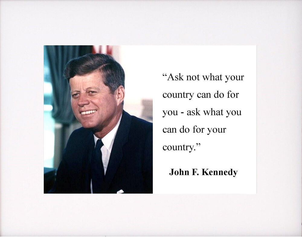 kennedy's inaugural speech Kennedy's inaugural address, which took place on january 20 1961, president kennedy presented the american public with a blueprint upon which the future foreign policy initiatives of his administration would later follow and come to represent.