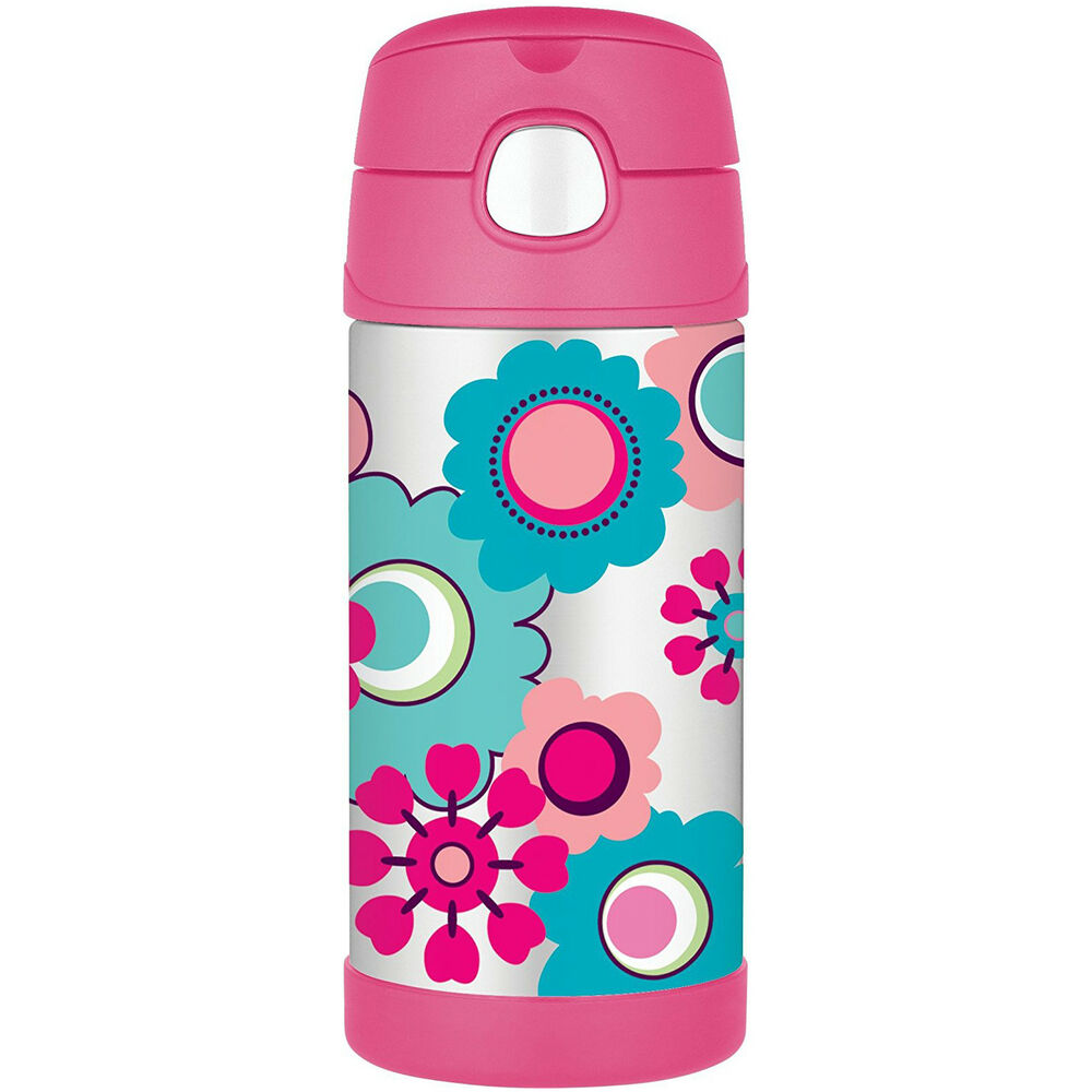Thermos Funtainer Stainless Steel 355ml Vacuum Insulated
