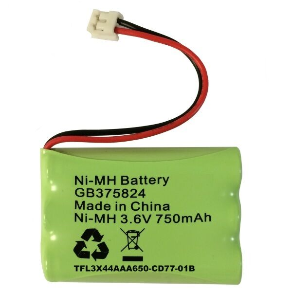 Tomy SR325 Baby Monitor Rechargeable Battery Pack 3.6V