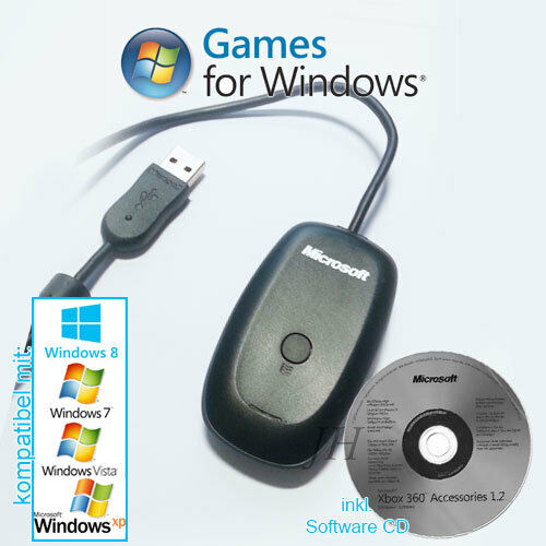 Xbox Wireless Adapter for Windows  Xbox