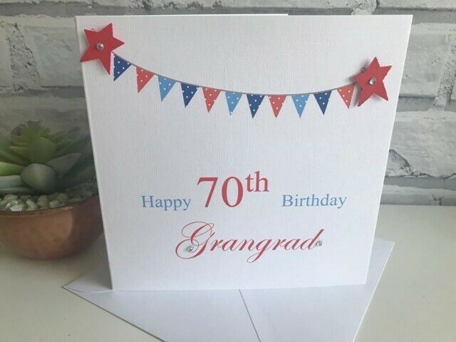 Th Birthday Cards Son ~ Personalised birthday card daddy dad grandad son th