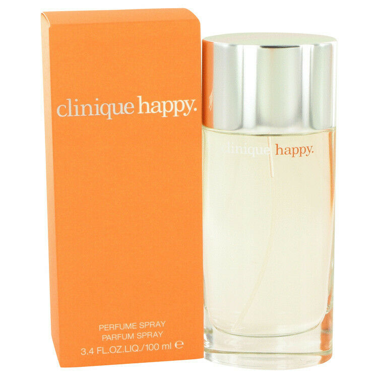 Edp 3 4 Oz By Nuperfumes On Opensky: HAPPY By Clinique 3.4 Oz / 100 Ml EDP Spray Perfume For Women New In Box