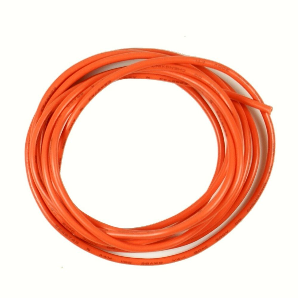 Single Conductor Cable : E foot shielded guitar circuit wire single conductor