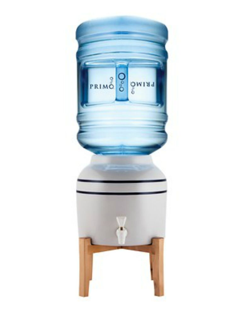 Primo Ceramic Countertop Bottled Water Dispenser With