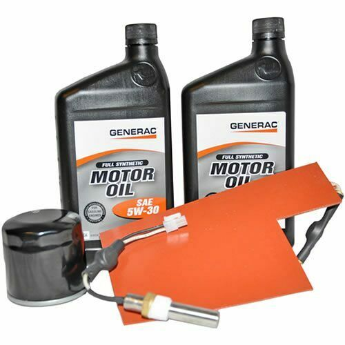 generac cold weather kit for core power w synthetic oil