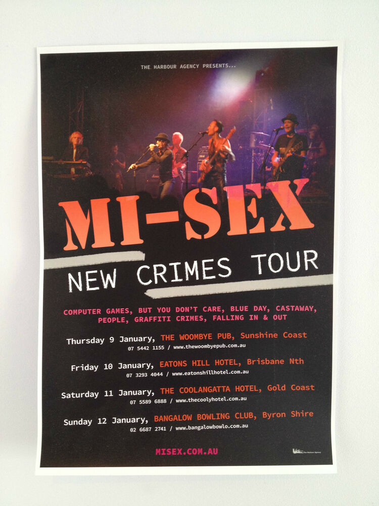 Something is. Sex crimes poster