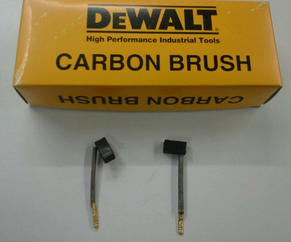 Dewalt Grinder Motor Brush Set 445861 11 Dw400 Type 1 2