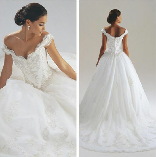 A00109 Abito da Sposa - Wedding Dress