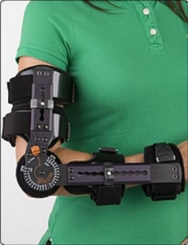 Telescoping Support Arm : Bledsoe telescoping elbow brace ebay