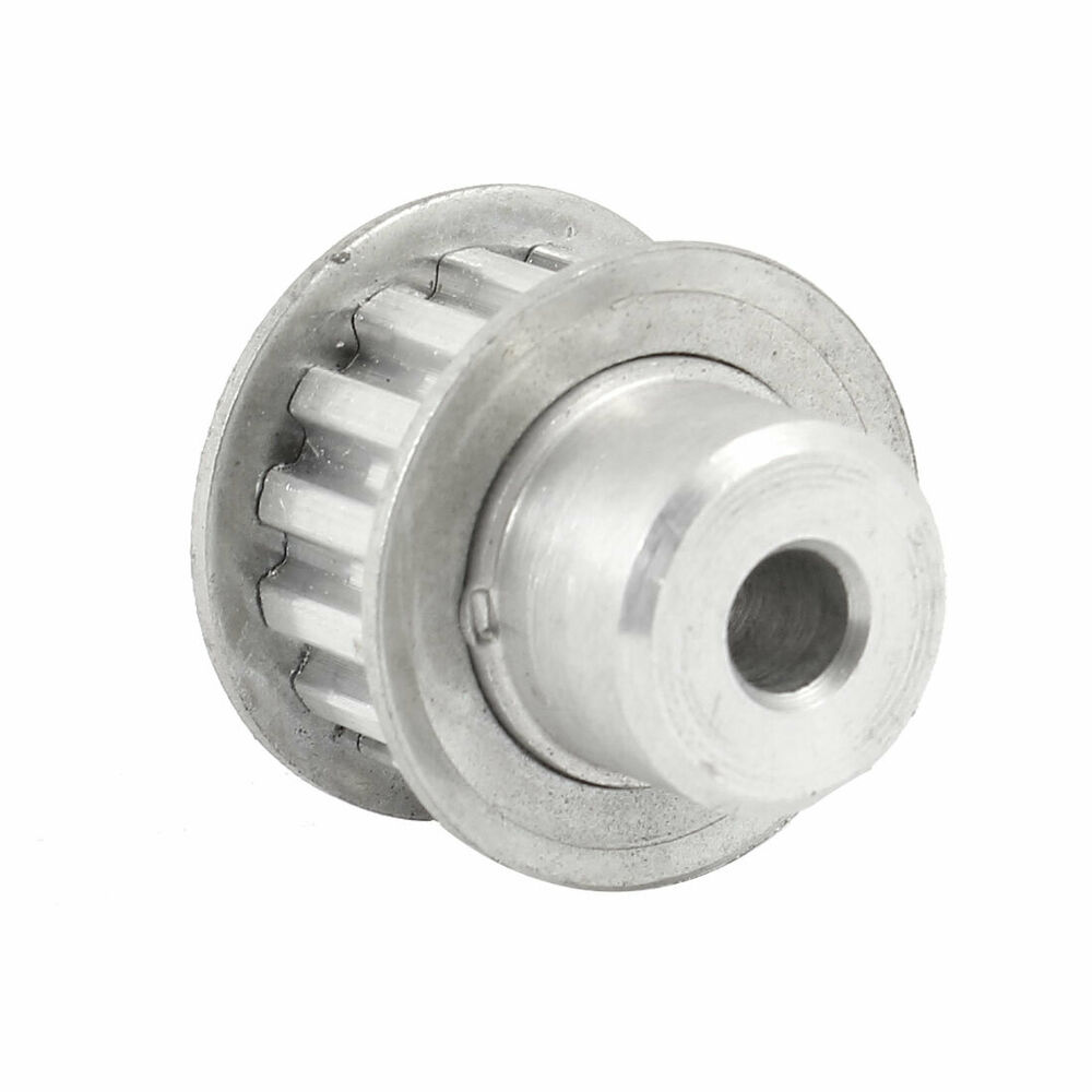 Xl Pulleys And Belts : Mm width belt pitch xl type tooth aluminum