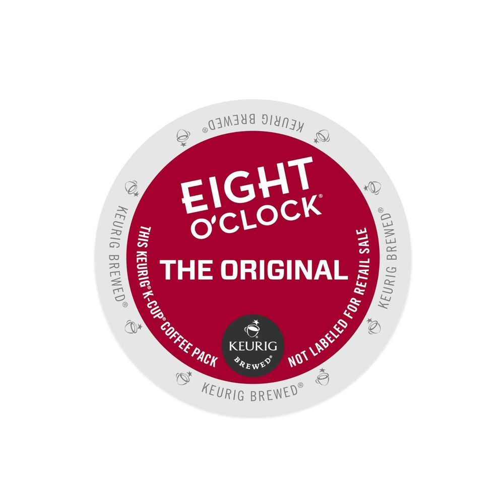 O Clock Coffee K Cups Variety Pack