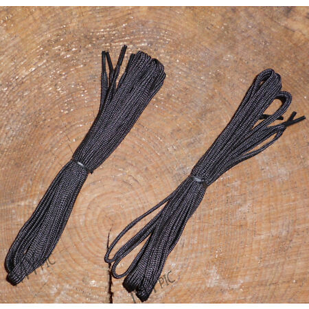 "img-COMBAT BOOT LACES 2 PAIRS BLACK – long 60"" / 152cm uk british army boots shoe"