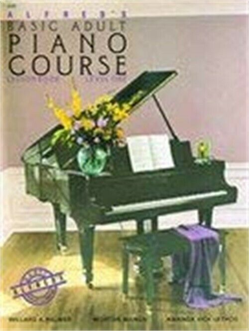 3 adult alfreds basic book course lesson level piano
