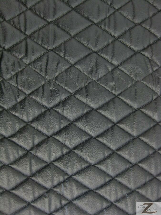 Vinyl Quilted Fabric 1 2 Quot Foam Upholstery Backing Matte