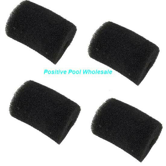 Pentair Letro Legend Sweep Hose Tail Scrubber Replacement