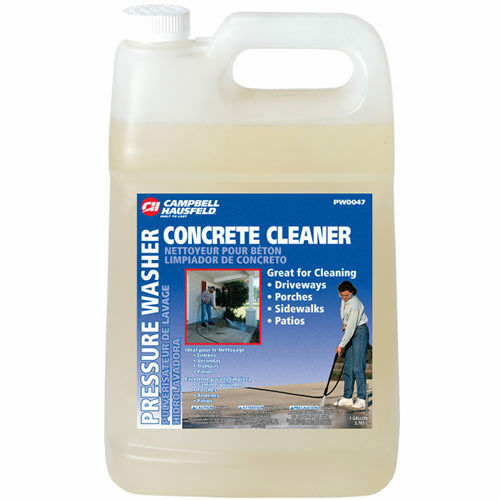 Campbell hausfeld concrete cleaner ebay for Spray on concrete cleaner