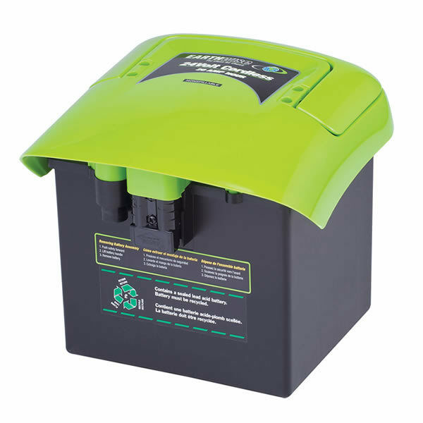 earthwise 24 volt lawn mower replacement battery model 60318 ebay. Black Bedroom Furniture Sets. Home Design Ideas