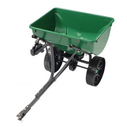 Tow Behind Broadcast Spreader : Precision products lb tow behind broadcast spreader ebay