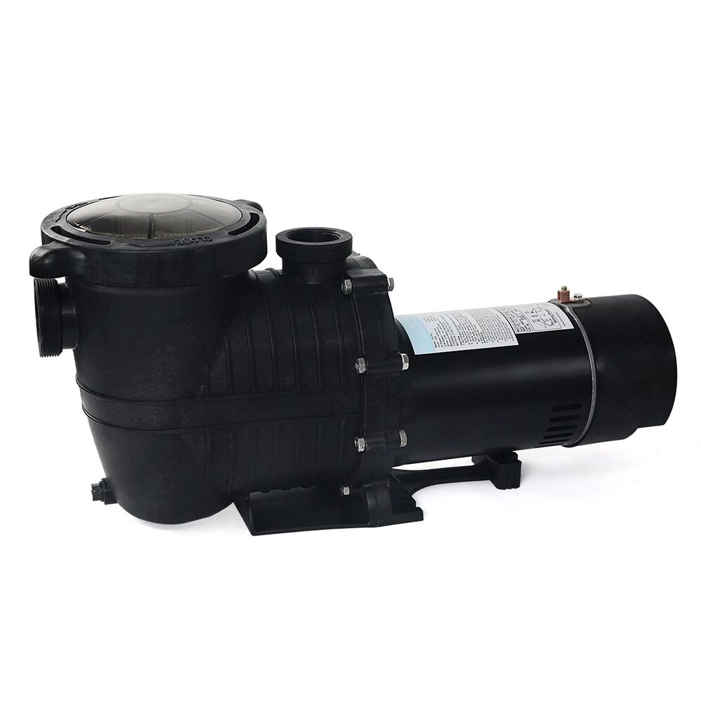 1 5hp inground above ground swimming pool energy saving pumps motor 3450 1750 ebay ForAbove Ground Swimming Pool Motors