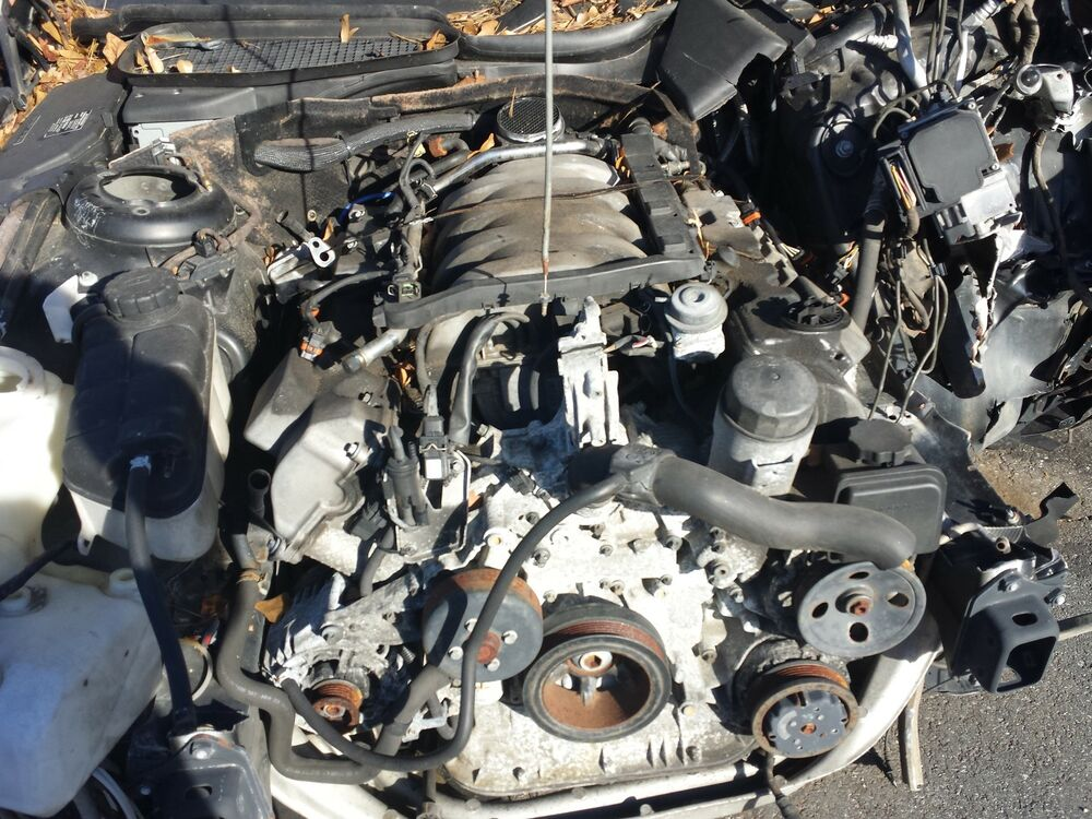 2000 mercedes benz s500 engine transmission approx 130 000 for 2000 mercedes benz s500 parts