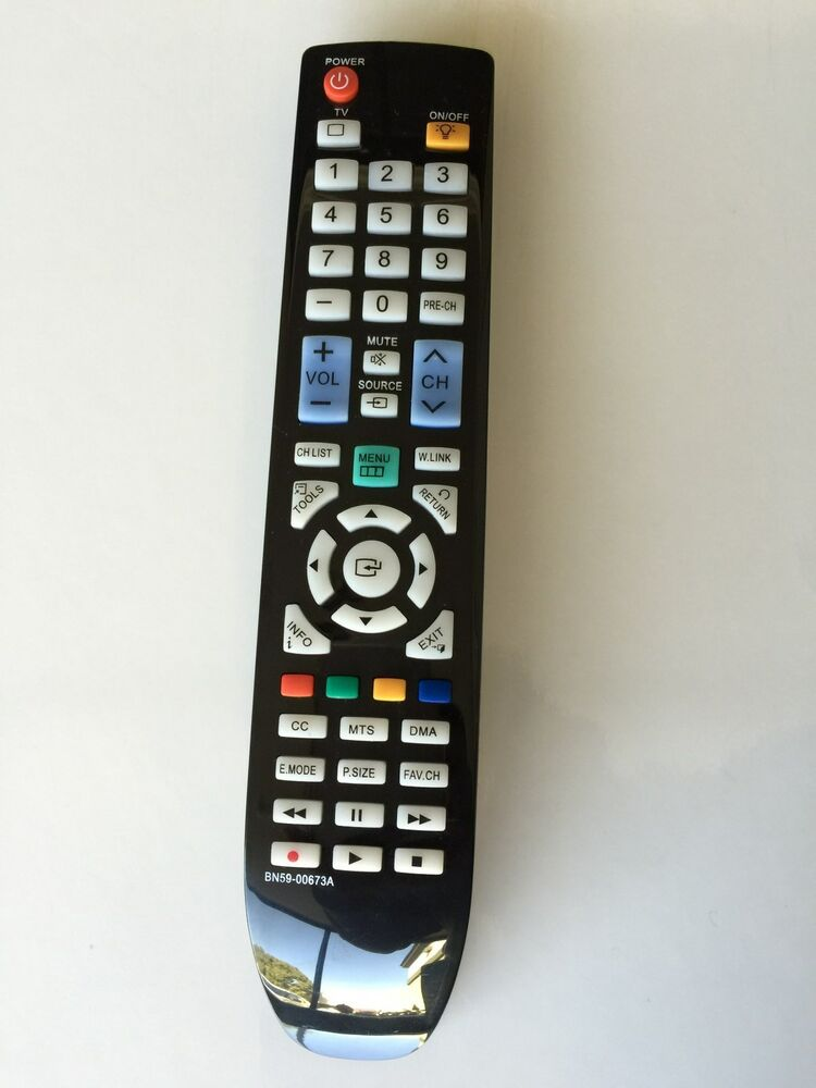 replacement remote control for samsung ln s4051d. Black Bedroom Furniture Sets. Home Design Ideas