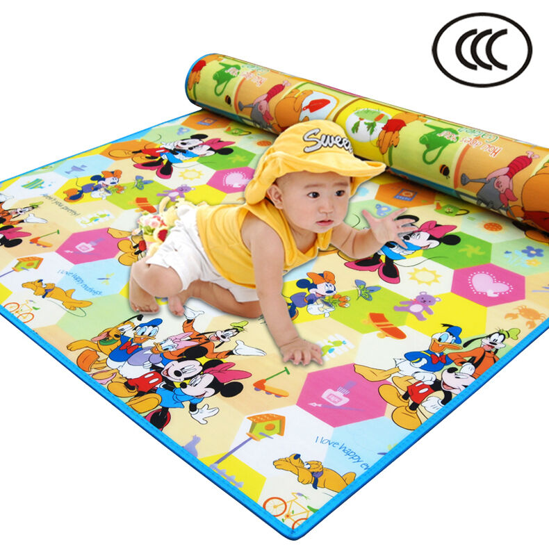 Baby Toy Rug: Baby Foam Baby Play Mat Carpet Playmats Kids Blanket Rug