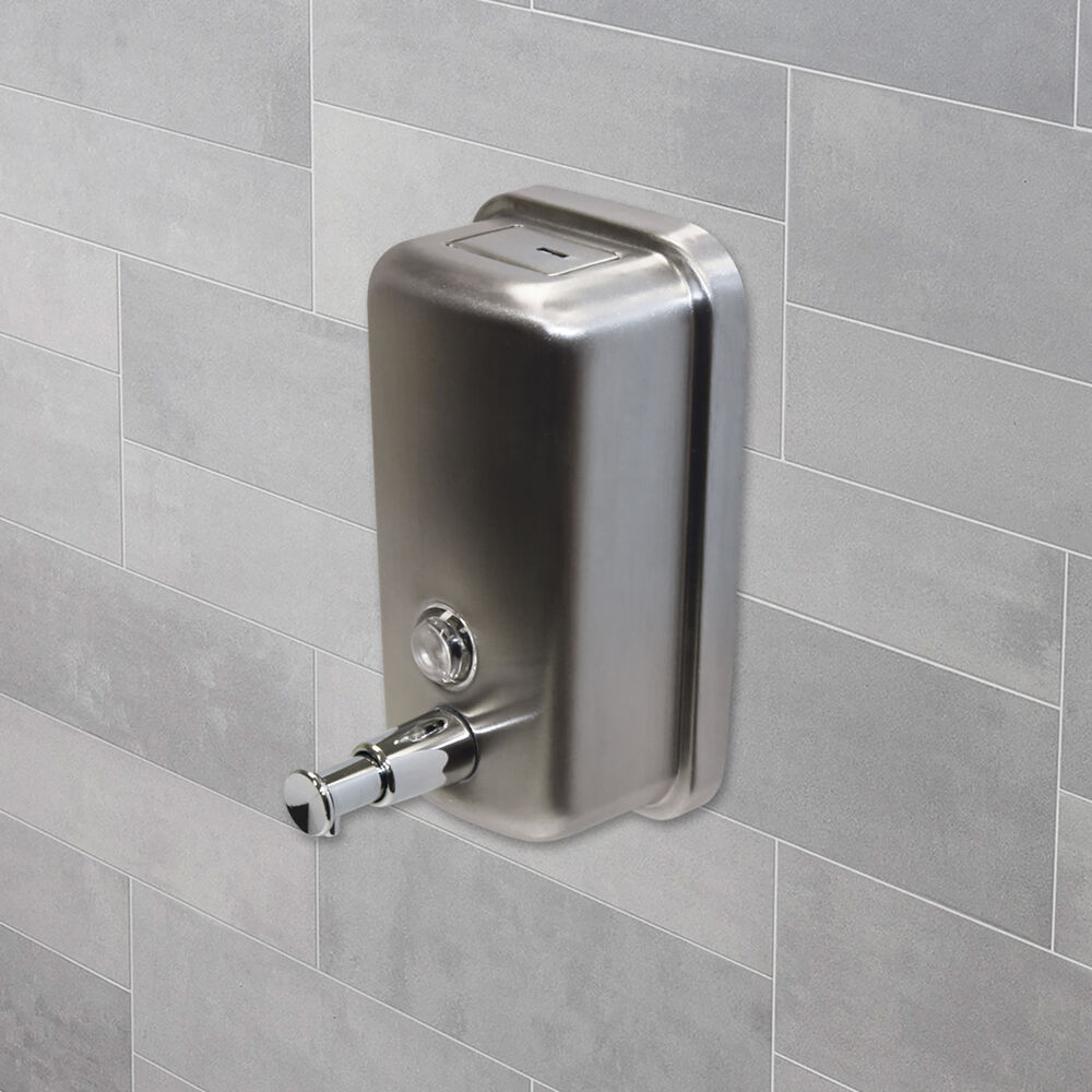 Bathroom Toilet Shower Soap Shampoo Dispenser Pump