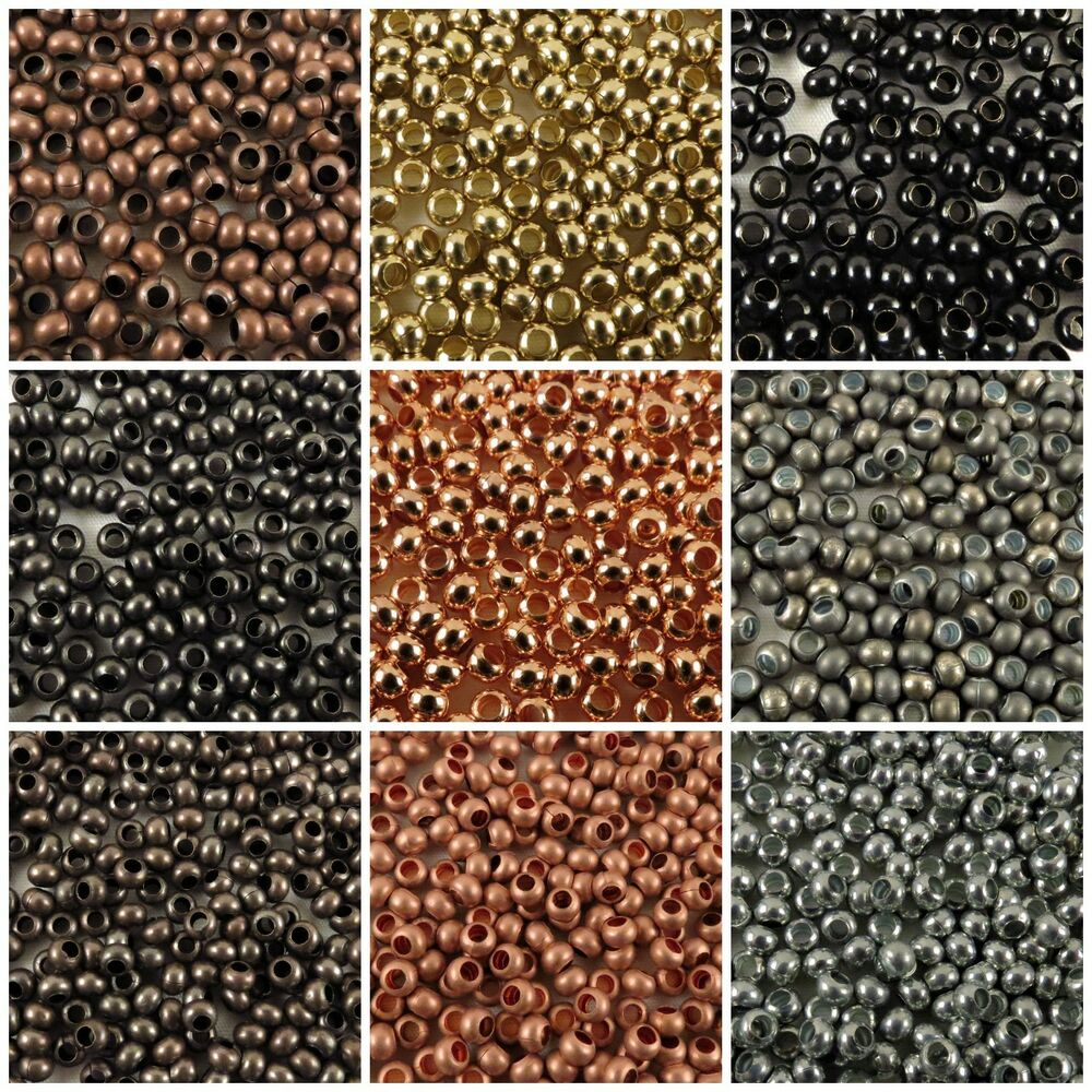 bead smith metal elements seed 6 0 8 0 11 0 ebay
