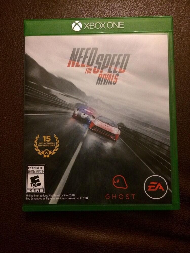 need for speed rivals xbox one ebay. Black Bedroom Furniture Sets. Home Design Ideas