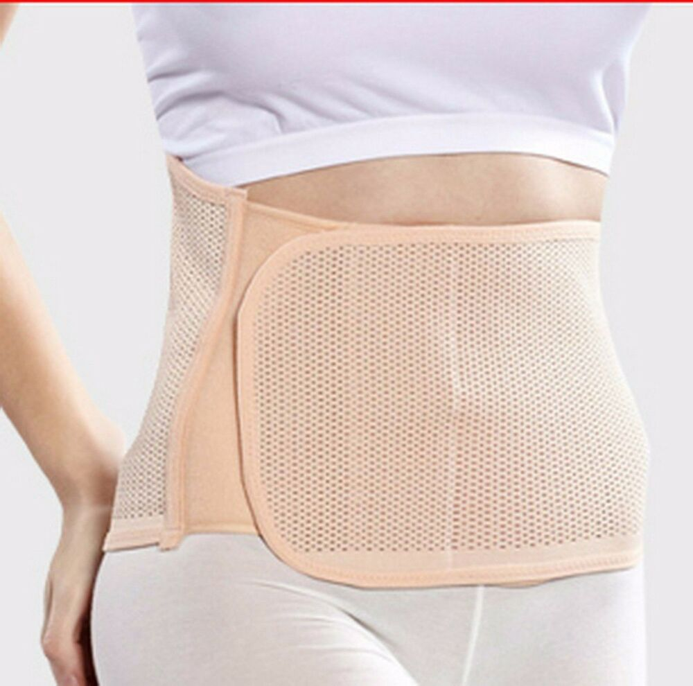 Deluxe Breathable Maternity Post Natal Slimming Belt After
