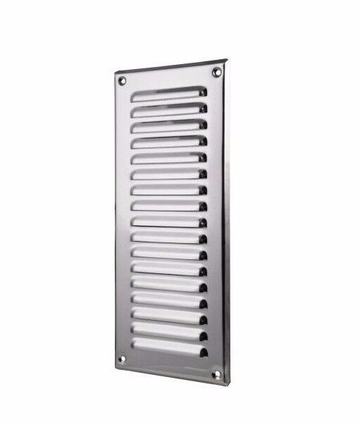 Stainless Steel Air Grille : Stainless steel air vent grille mm metal