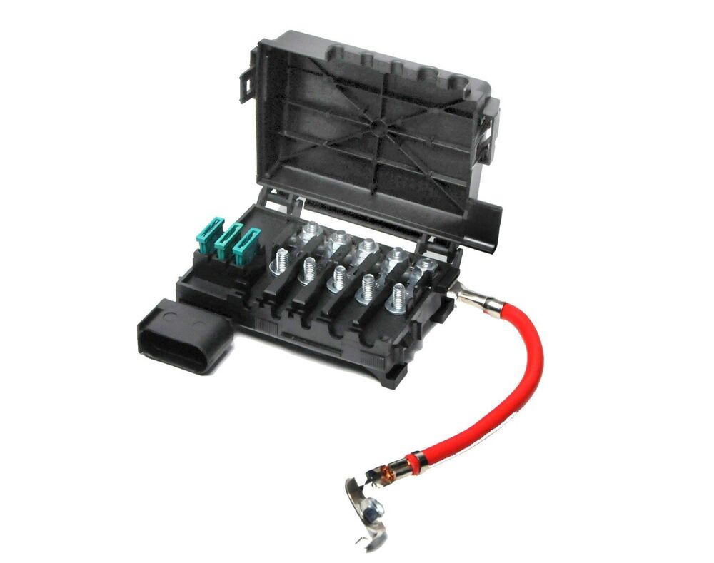 Fuse Box Golf Iv : Fuse box battery terminal fit for vw jetta golf mk beetle