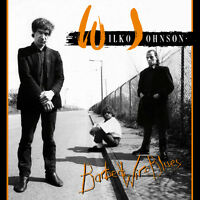 WILKO JOHNSON (Dr Feelgood) 'Barbed Wire Blues' studio album CD new sealed