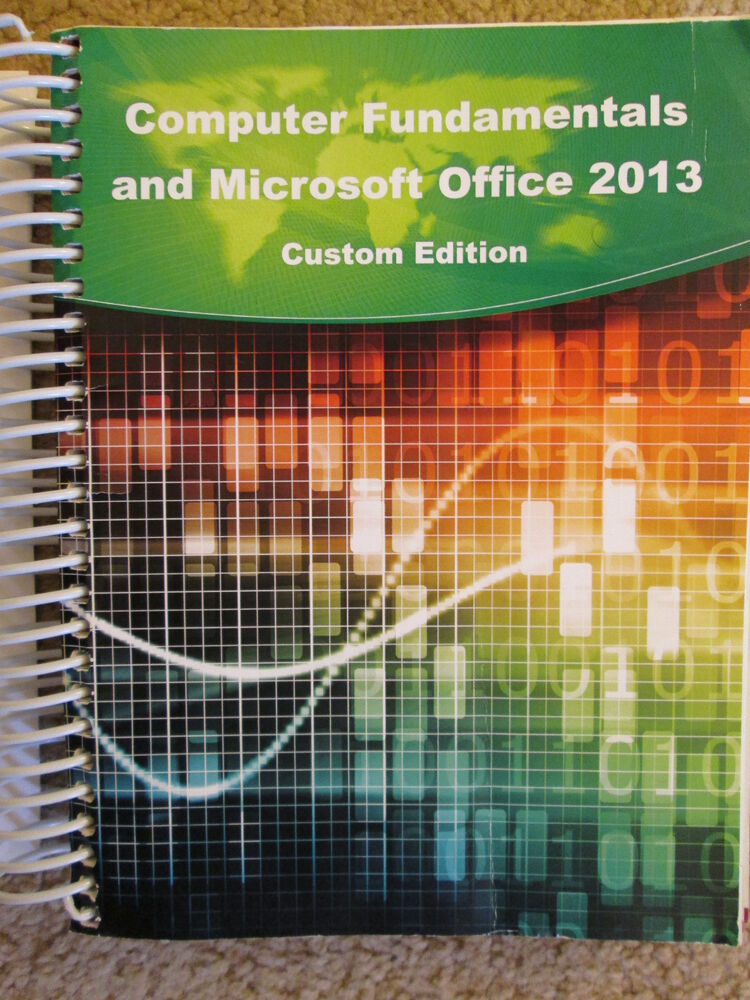 computer fundamentals and microsoft office 2013